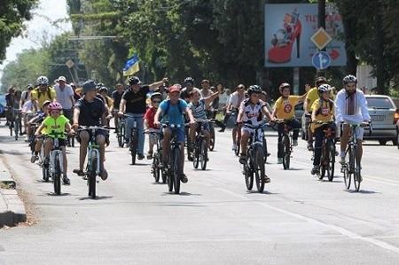 Ко Дню добровольца в Киеве устроят велопробег