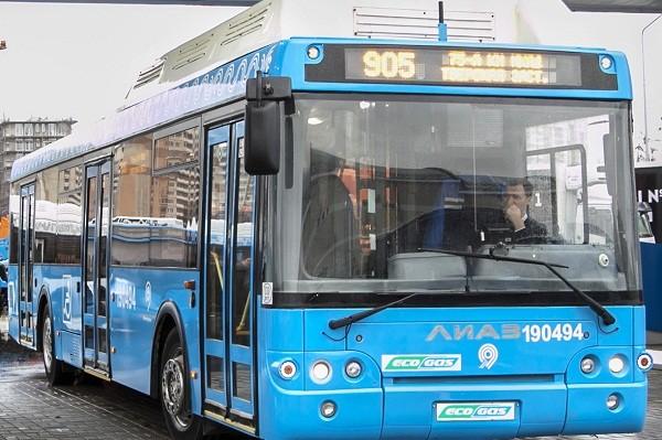 Киев купит 70 экологических автобусов