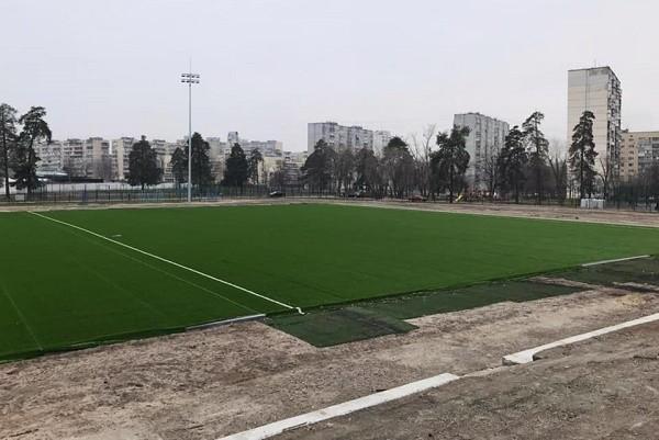 На Дарнице появится стадион, а Днепровский район получит новый ФОК