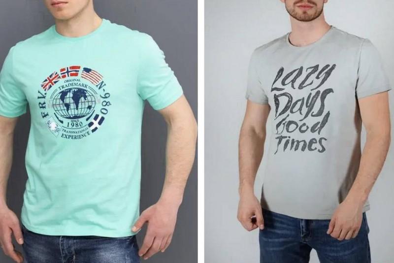 Футболки FREEVER - современная, модная и удобная одежда