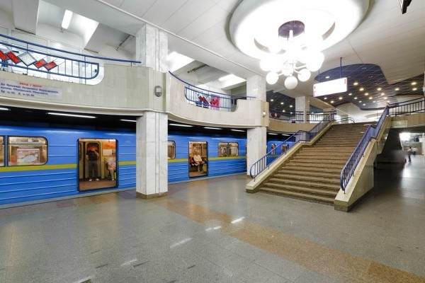 Пассажиропоток в столичной подземке в 2020 году сократился вдвое