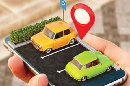 В Киеве начали тестировать «умный» паркинг