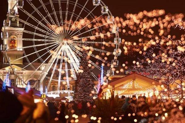 C 8 января в Киеве закроются все новогодние локации
