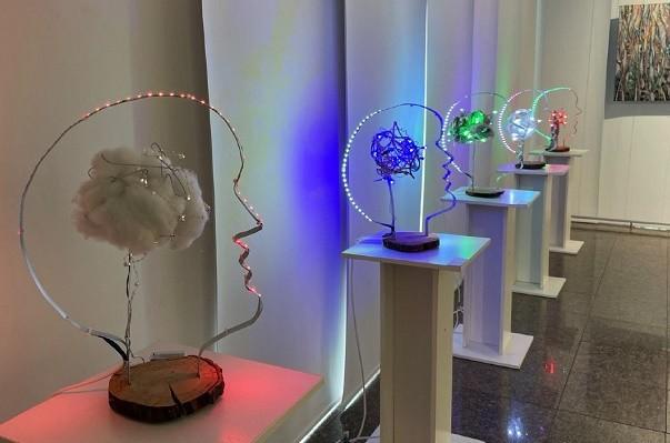Музей Киева представляет экспозицию современной художницы