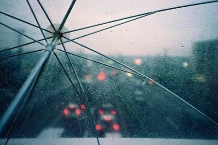 Ночь на воскресенье стала для Киева рекордно дождливой