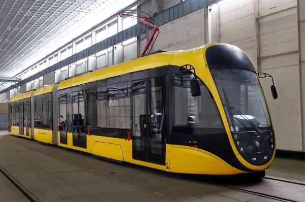 Киев закупит 20 новых трамваев украинского производства