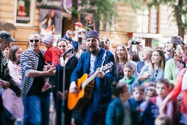 В столицу возвращается «День уличной музыки»