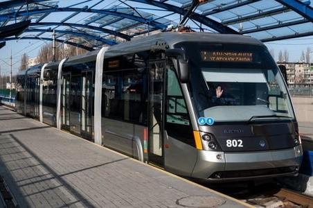 В столице на всё лето закроют скоростную линию трамвая: причина