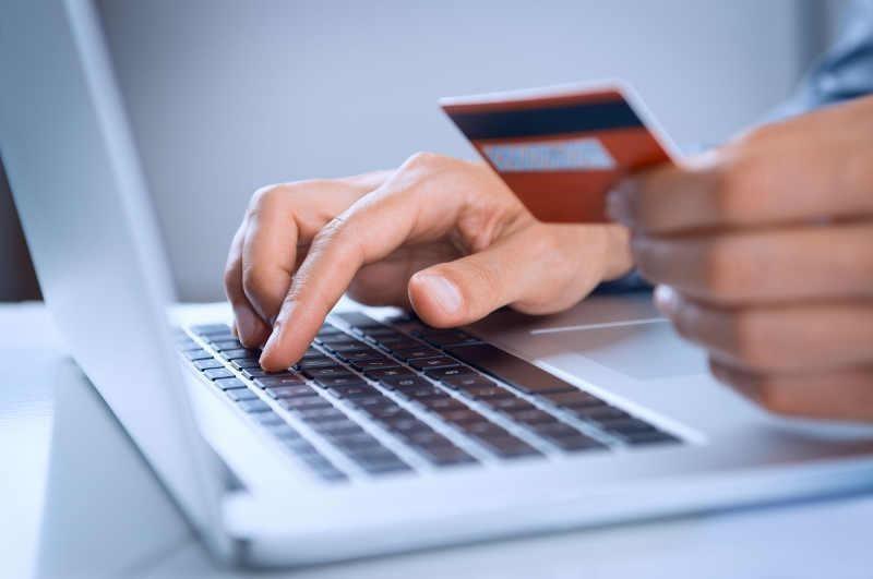 Оплата интернета онлайн банковской картой на сайте iPay.ua