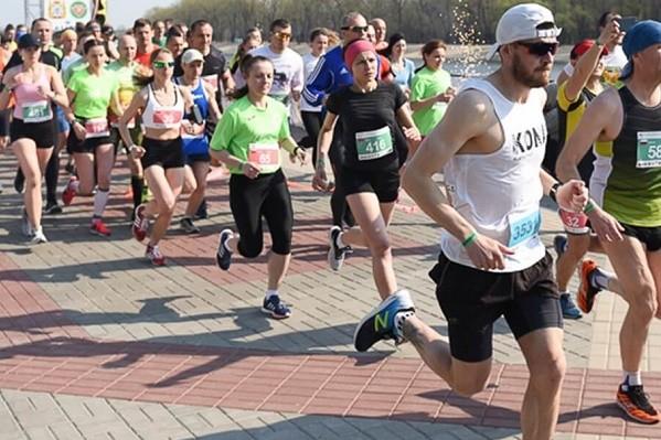 Киевлян приглашают пробежать экозабег и получить особые медали