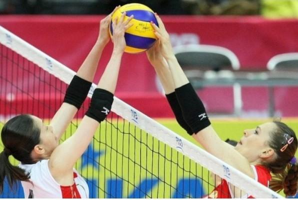 В Киеве появилась крытая площадка для пляжного волейбола