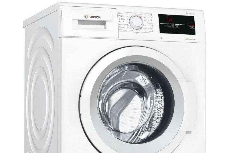 Стиральные машины Bosch особенности и преимущества