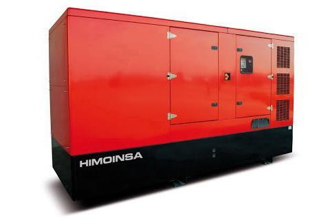 Обзор генераторов на 250 кВт от Vinur