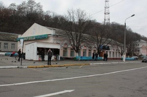 Автостанция «Поділ» в ближайшие годы будет закрыта: КГГА