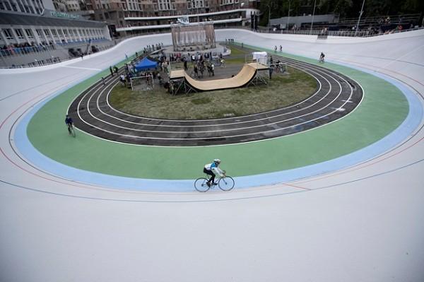 На столичном велотреке с 9 июня стартуют тренировки