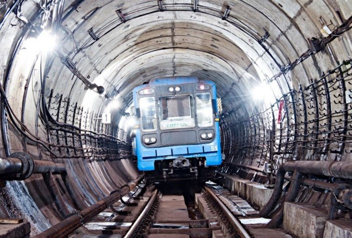 В Киеве появится в течение 7 лет несколько новых станций метро