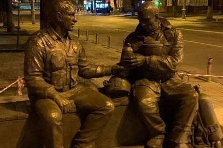 В центре Киева появится памятник пожарным