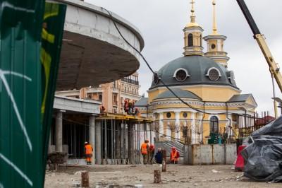 К Евровидению в Киеве завершат реконструкцию Почтовой площади