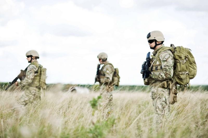 Милитарка - военная форма и амуниция в Киеве