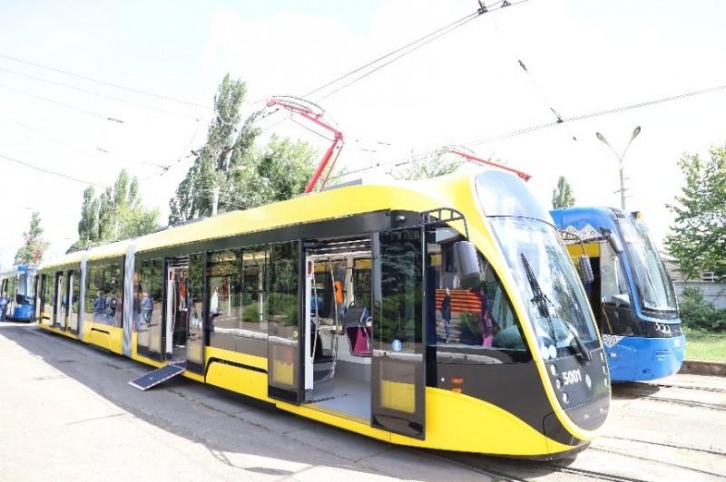В Киеве будут курсировать новые трамваи PESA и «Татра-Юг»