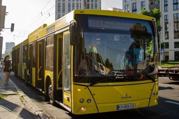 От Виноградаря до метро запустили новый автобусный маршрут