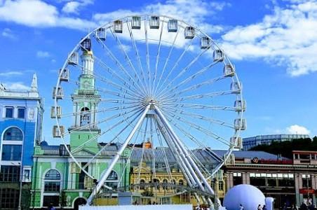 Таланты Подола: на Контрактовой площади состоится семейный фестиваль