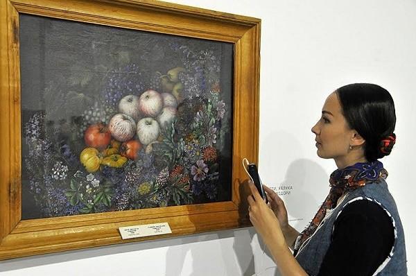 На юбилейной выставке Билокур покажут потерянные работы