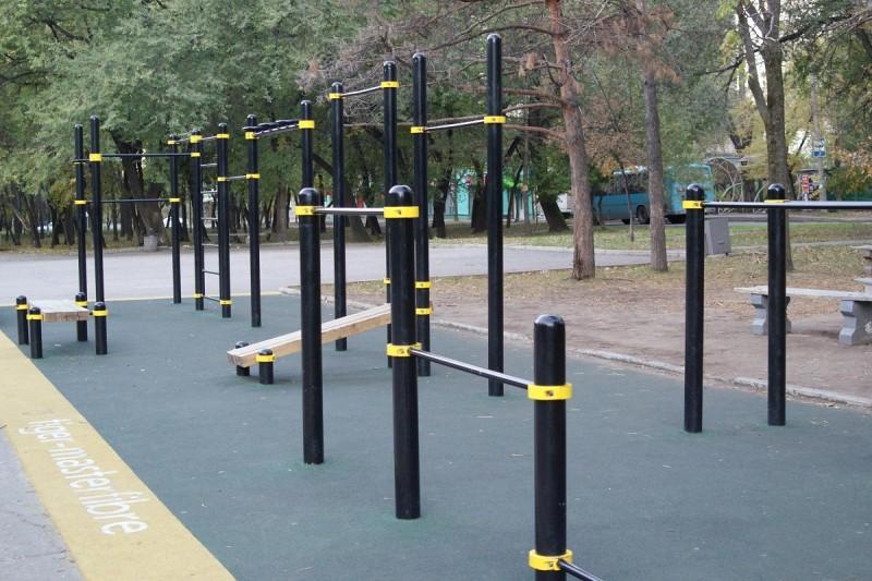 В Киеве построят 40 площадок для уличного спорта