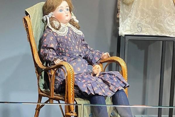 В столичном музее представили экспозицию старинных кукол