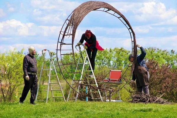 В «Добропарке» под Киевом пройдет фестиваль арт-объектов