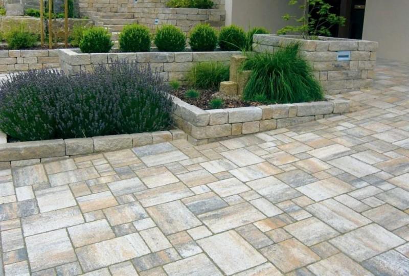 Выбираем тротуарную плитку: особенности и преимущества плитки
