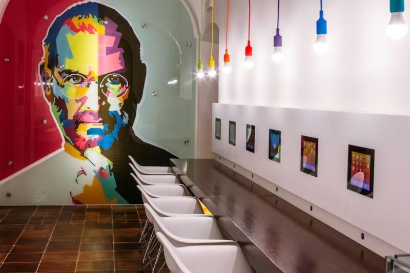 В столице откроют Музей «надкушенного яблока»