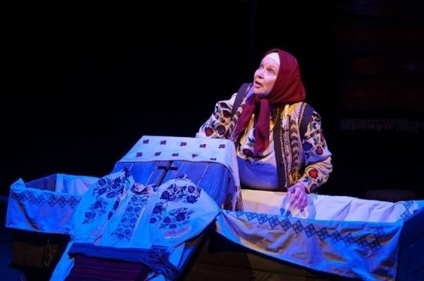 В киевском театре Франко проходит бесплатный фестиваль монодрам