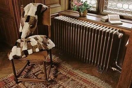 Отопление в домах киевлян усилили из-за морозов