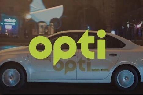 OPTI - такси в Киеве