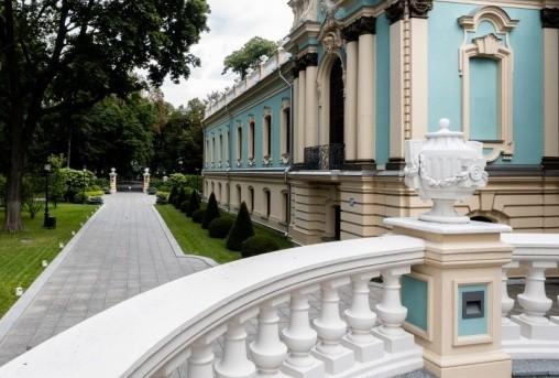 Резиденция президента в Мариинском дворце откроется для экскурсий