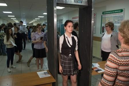 В киевских школах установят металлодетекторы