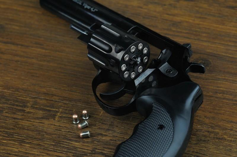 Револьверы под патрон Флобера - особенности и преимущества