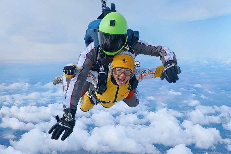 Тандем прыжок с парашютом - или самостоятельный «Статик-Лайн»