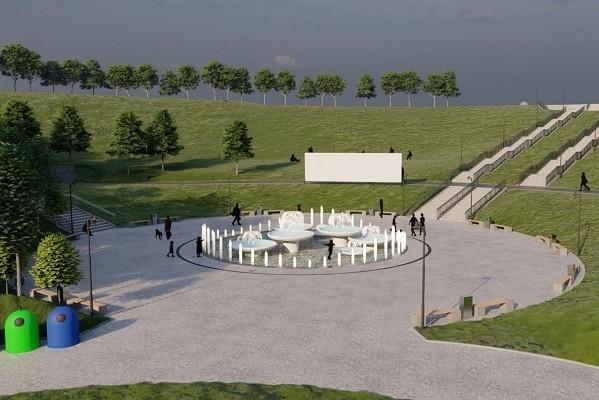 В августе в столице стартует реконструкция Соломенского парка