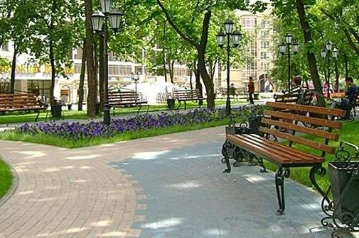 В Голосеевском районе столицы появится новый сквер