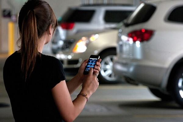 Киевляне смогут возвращать авто по QR-коду и пользоваться онлайн-картами парковок