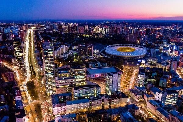 Киев - лидер в рейтинге самых дорогих украинских городов