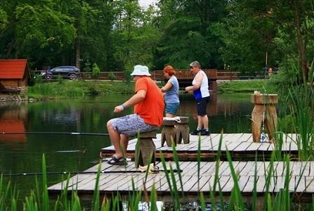 Рыбалка и спортивные тренажеры: в столице появится новая зона отдыха