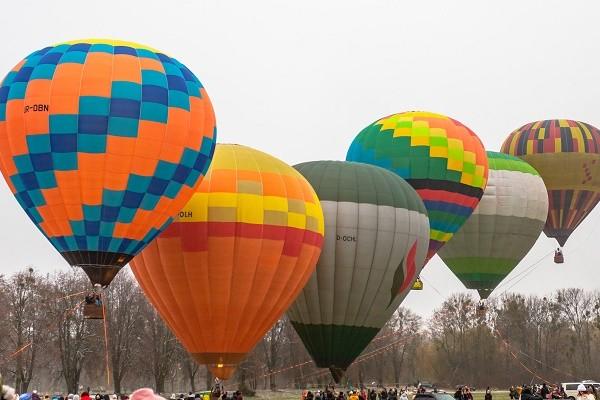 На столичном ВДНХ состоится зимний фестиваль воздушных шаров