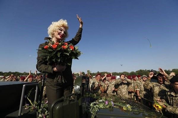 В Киеве вновь проходит выставка «Голоса любви»  Арсена Савадова