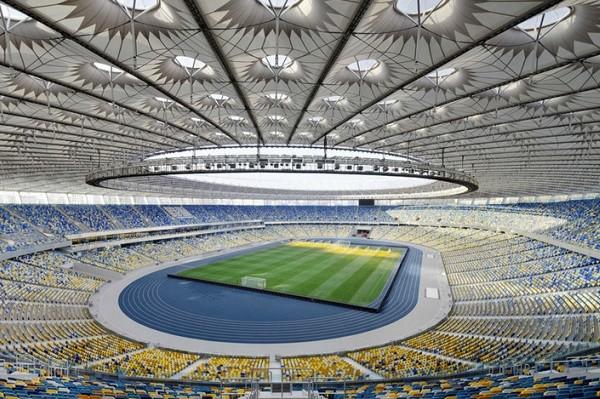 На НСК «Олимпийский» впервые пройдет матч за Суперкубок Украины