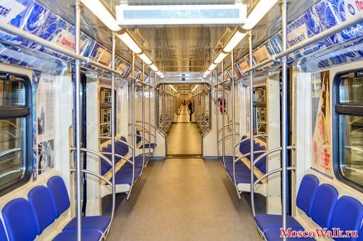 Для столичного метро закупают 50 новых вагонов: половина будет сквозными