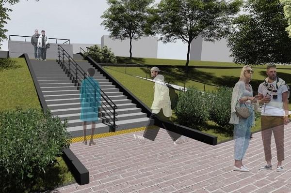 Мост и площадка для выгула собак: как отремонтируют парк «Радунка»