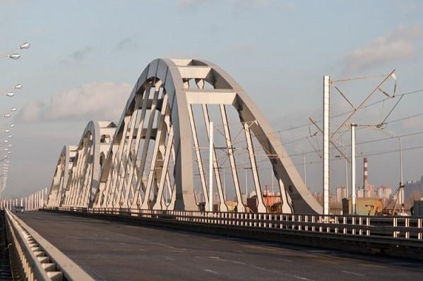 Дарницкий мост должны достроить до конца 2022 года